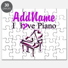 PIANO PLAYER Puzzle