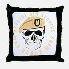 sas_skull_tshirt-p2354259544717763893 Throw Pillow
