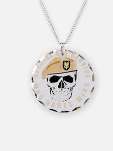 sas_skull_tshirt-p2354259544 Necklace Circle Charm