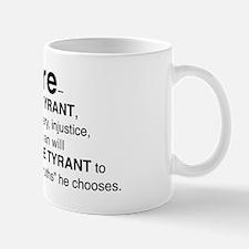 Torture truths Mug