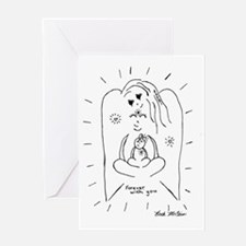 Forever with You Greeting Card
