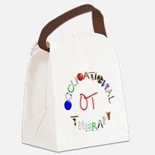 g7901 Canvas Lunch Bag