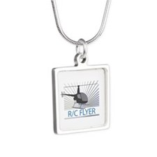 Radio Control Flyer Helicopter Necklaces