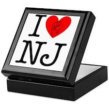 newjersy Keepsake Box