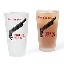 gunFat Drinking Glass