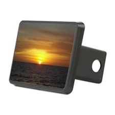 Sunset on the Gulf of Mexi Hitch Cover