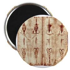 Shroud of Turin - Full Length Front-Back.#$ Magnet