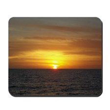 Sunset on the Gulf of Mexico from Vander Mousepad