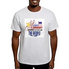 Sovereignty Button T-Shirt