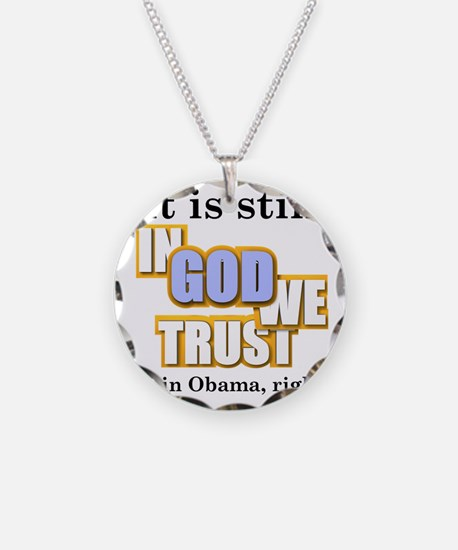 in-god-we-trust Necklace