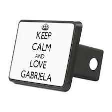 Keep Calm and Love Gabriela Hitch Cover
