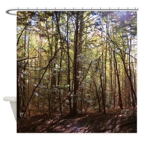 nature landscape scenery shower curtain by showercurtainartgifts