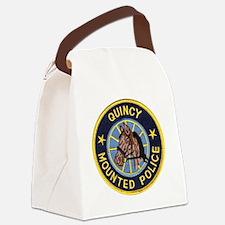 quincyforzaz Canvas Lunch Bag