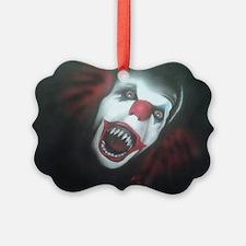 EvilClown Ornament