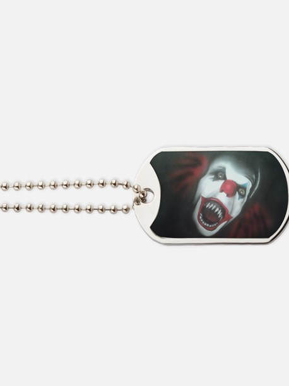 EvilClown Dog Tags