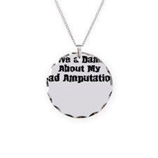 Bad Amputation-01 Necklace