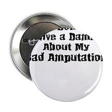"Bad Amputation-01 2.25"" Button"