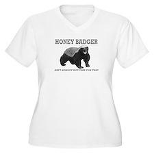 Honey Badger Ain't Nobody Got Time For That Women'
