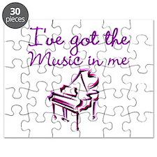 PIANO PLAYER Puzzle