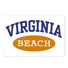 Virginia Beach Postcards (Package of 8)