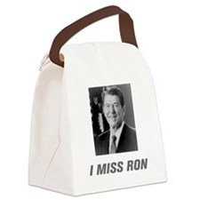 miss-Ron-Sh Canvas Lunch Bag