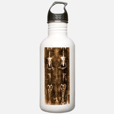 3-Shroud of Turin - Fu Water Bottle