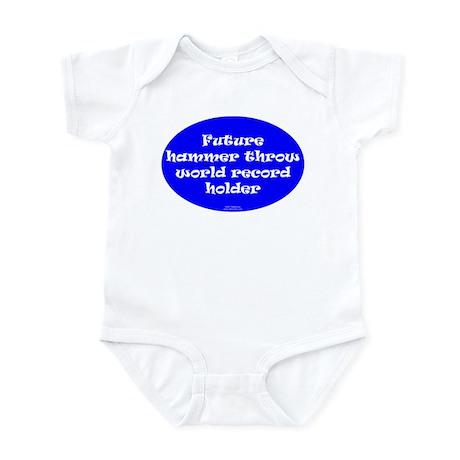 Future Hammer WR Holder Infant Bodysuit