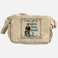 caketshirt Messenger Bag