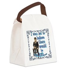 caketshirt Canvas Lunch Bag