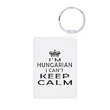 I Am Hungarian I Can Not Keep Calm Aluminum Photo
