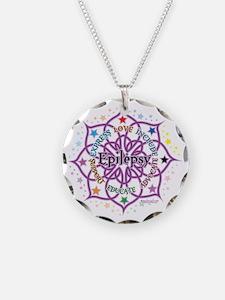 Epilepsy-Lotus Necklace