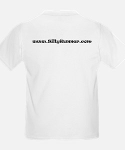 Future Long Jump WR Holder Kids T-Shirt