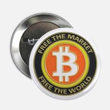 "Bitcoin-8 2.25"" Button (10 pack)"