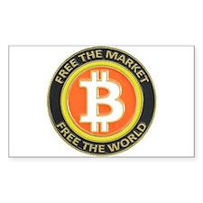 Bitcoin-8 Decal