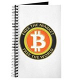 Bitcoins Journals & Spiral Notebooks