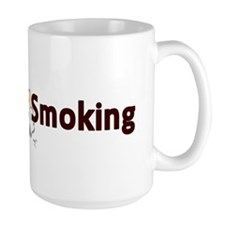 Just Quit Smoking Mug