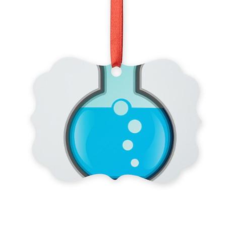 Chemistry Beaker Ornament