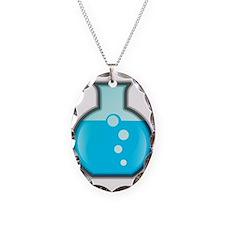 Chemistry Beaker Necklace