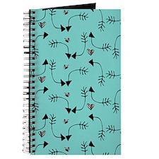 Blue Arrows Journal
