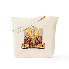 jesus hernandez Tote Bag