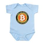 Bitcoin-8 Infant Bodysuit