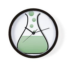 Chemistry Beaker Wall Clock