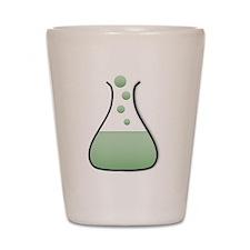 Chemistry Beaker Shot Glass