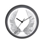 Angel Wing's Wall Clock