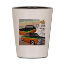 Chevy Truck Shot Glass