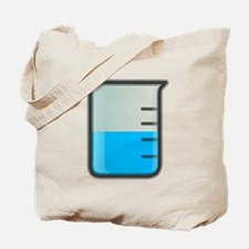 Chemistry Beaker Tote Bag
