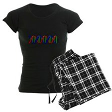 DNA Strand Pajamas