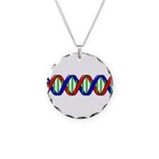 DNA Strand Necklace