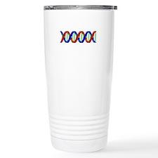 DNA Strand Travel Mug