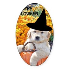 Halloween Decor Poster, Funny Puppy Decal